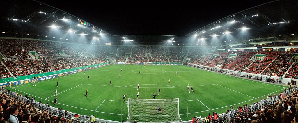 Impuls Arena, Augsburg