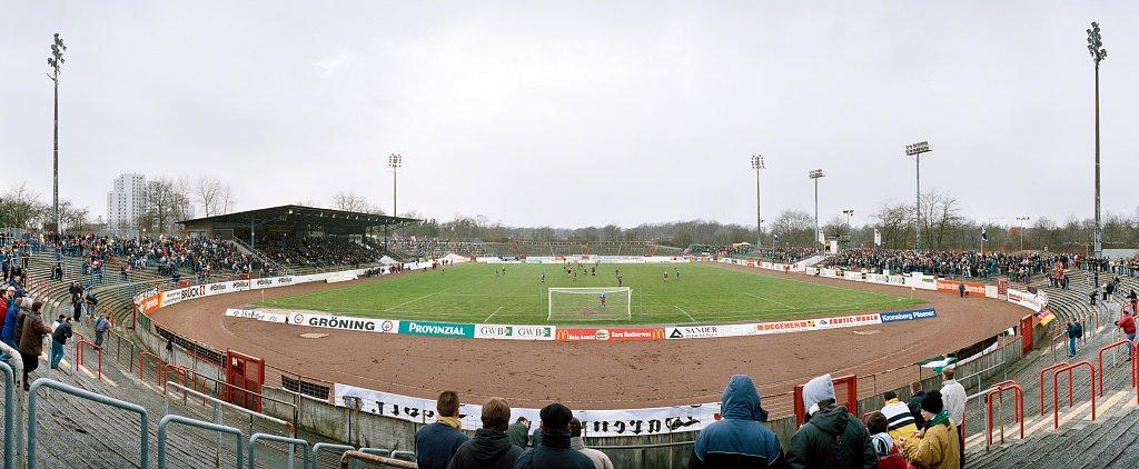 Preußenstadion, Münster