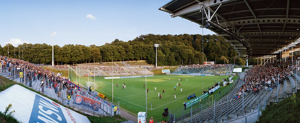Stadion am Zoo, Wuppertal