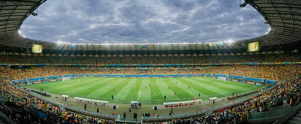 Estadio Mineirão, Belo Horizonte
