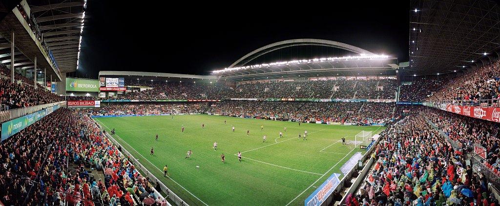 Estadio San Mamés, Bilbao
