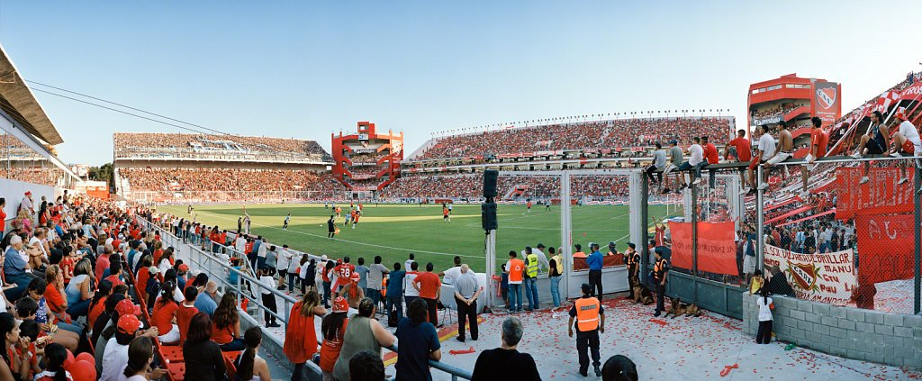 Estadio Libertadores de America, Avellaneda