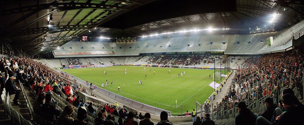 Tivolistadion, Innsbruck