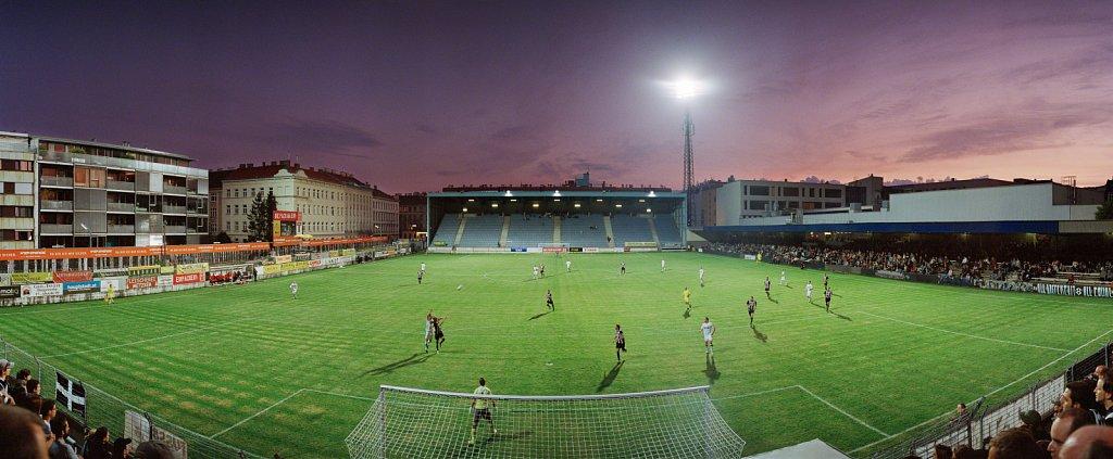 Sportclubplatz, Wien