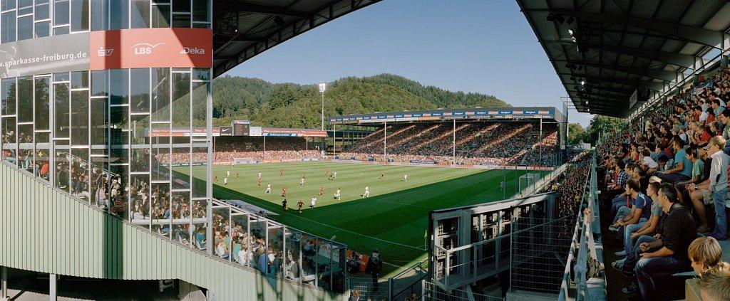 Mage Solar Stadion, Freiburg