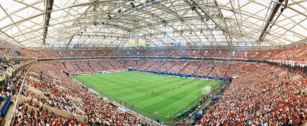 Arena Auf Schalke, Gelsenkirchen