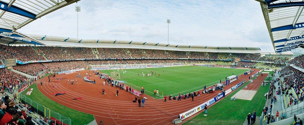 Frankenstadion, Nürnberg