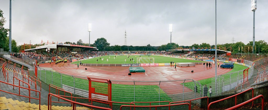 Niederrheinstadion, Oberhausen