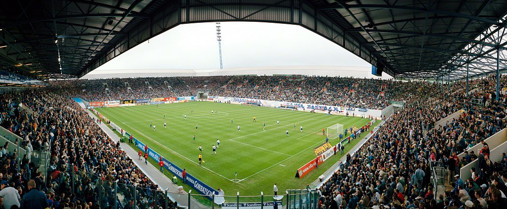 DKB Arena, Rostock