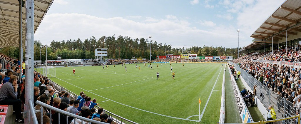 Hardtwaldstadion, Sandhausen