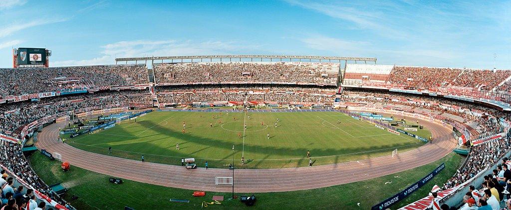 Estadio Antonio Vespucio Liberti, Buenos Aires