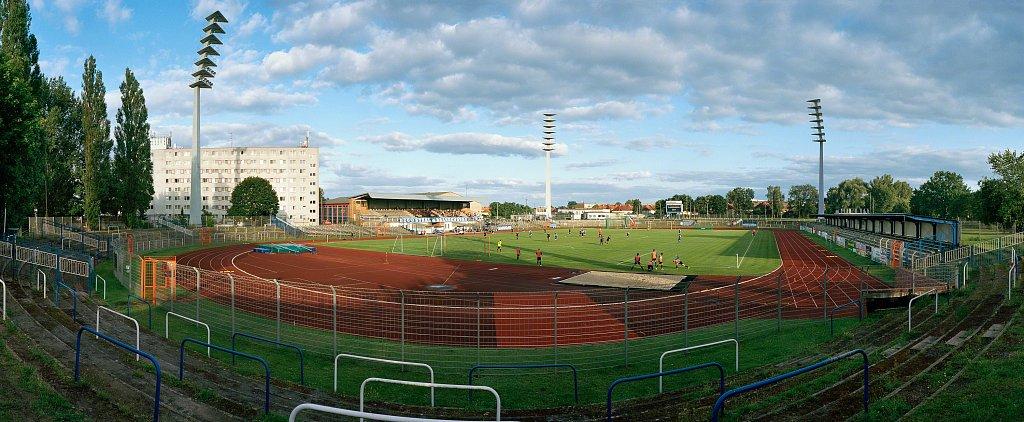 Stadion Am Quenz, Brandenburg an der Havel